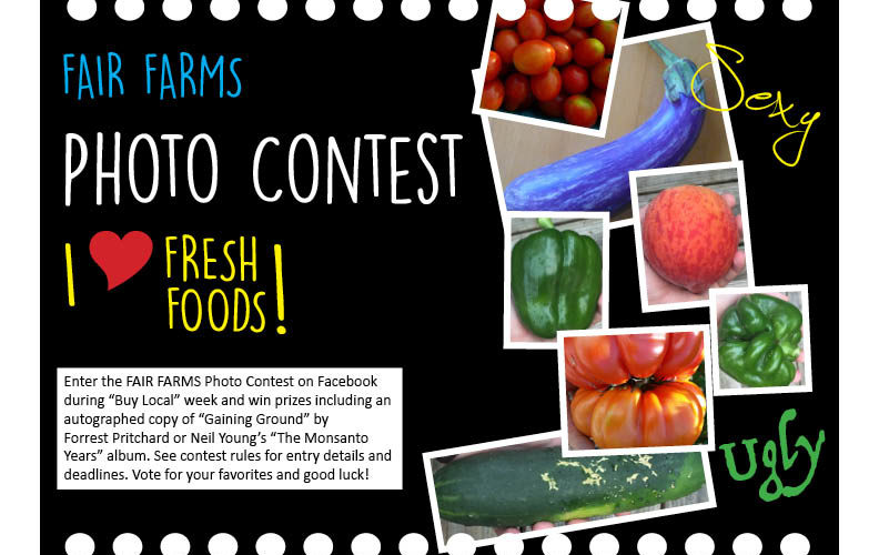 Enter the Fair Farms Photo Contest and Win Prizes