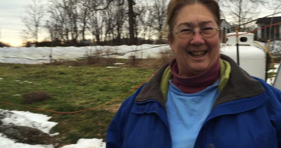 What do Maryland farmers do over winter? They farm!