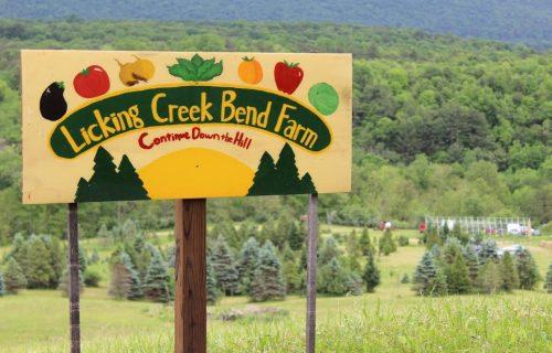 VIDEO: Licking Creek Bend Farm