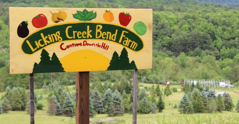 VIDEO: Licking Creek Bend Farm
