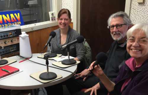 Podcast: Fair Farms on WNAV's Living Green Radio Show