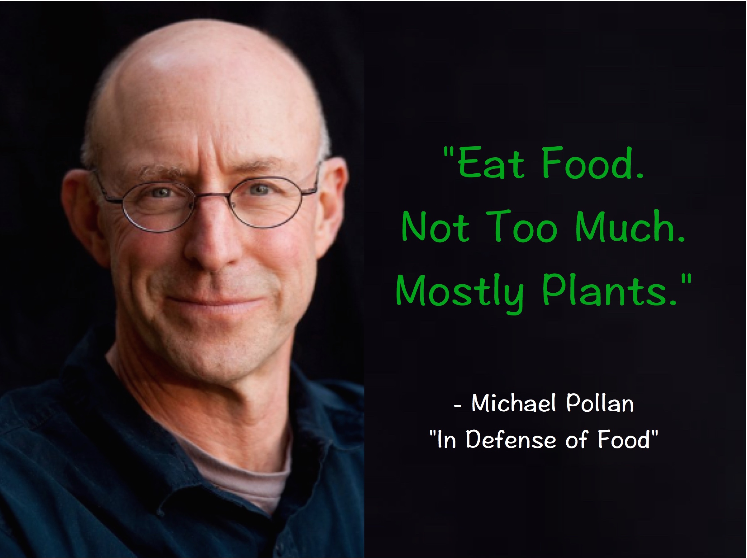 """Documentary: """"In Defense of Food"""" by Michael Pollan"""