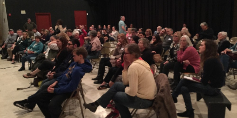 """In Defense of Food"" Screened to Sold Out Audience in Annapolis on World Water Day"