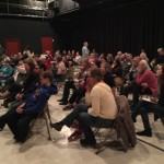 """""""In Defense of Food"""" Screened to Sold Out Audience in Annapolis on World Water Day"""