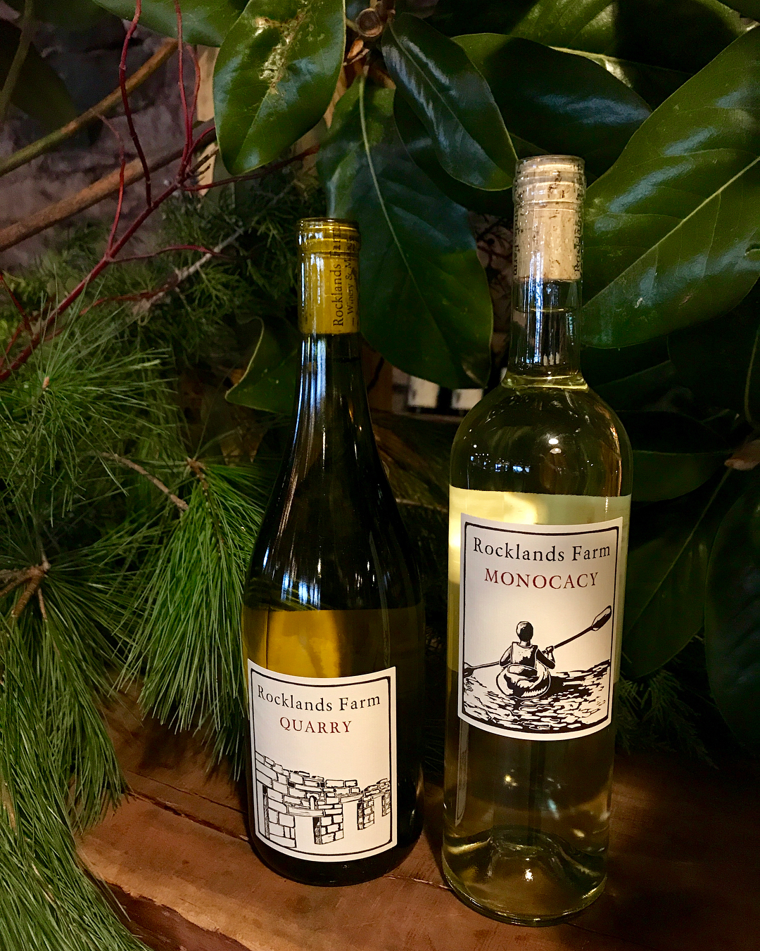 Rocklands Farm Wine
