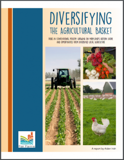 Fair Farms Diversifying The Agricultural Basket Report Cover