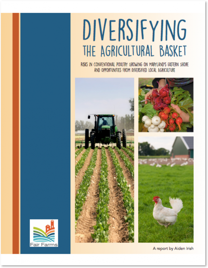 Ag Diversity Report Cover