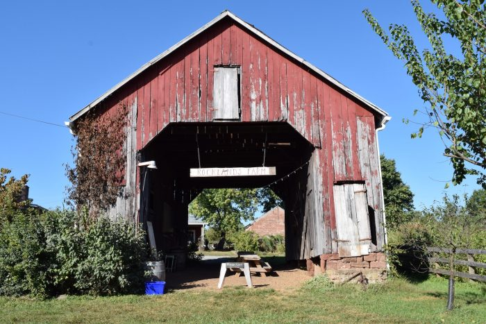 Rocklands Farm Barn