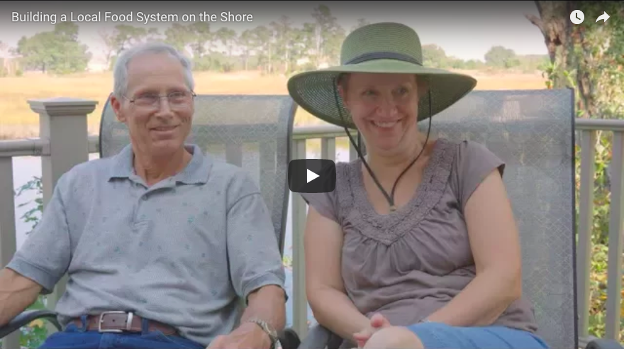 Video: Building a Local Food System on Maryland's Eastern Shore