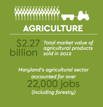 MD Food Charter - Agriculture Statistics