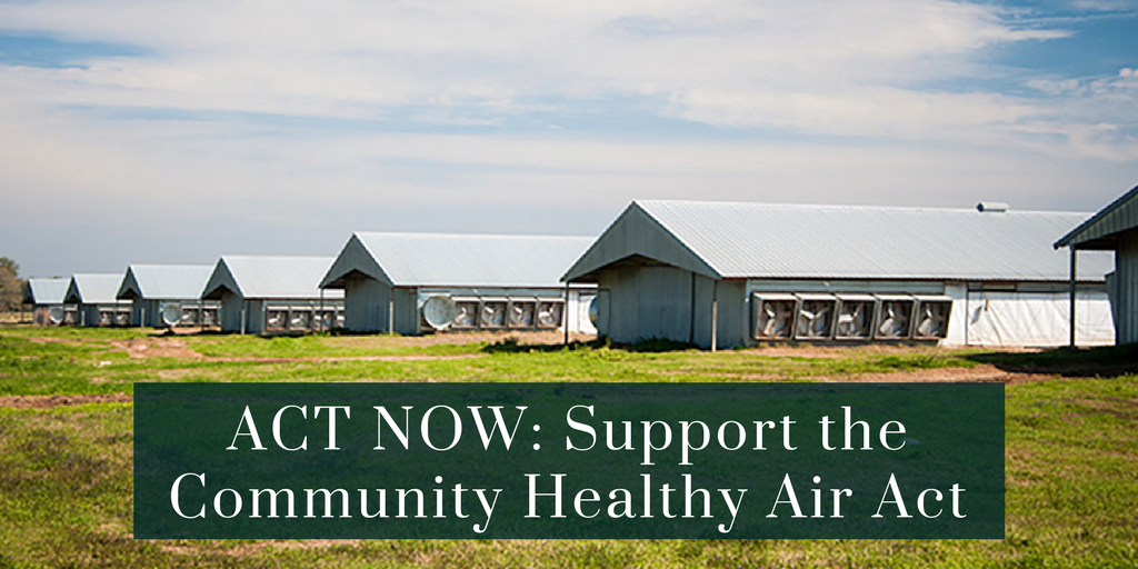 Support the Community Healthy Air Act