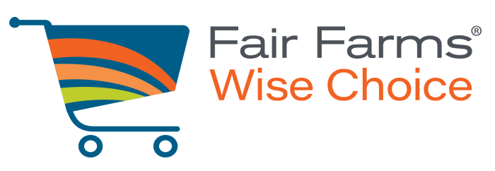 Fair Farms Wise Choice logo