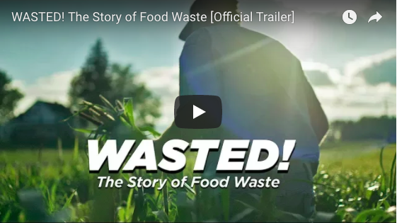 Free Movie Screening: Wasted! The Story of Food Waste