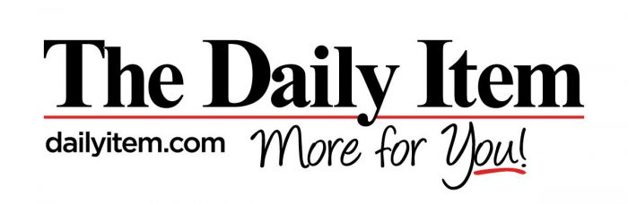 The Daily Item Masthead