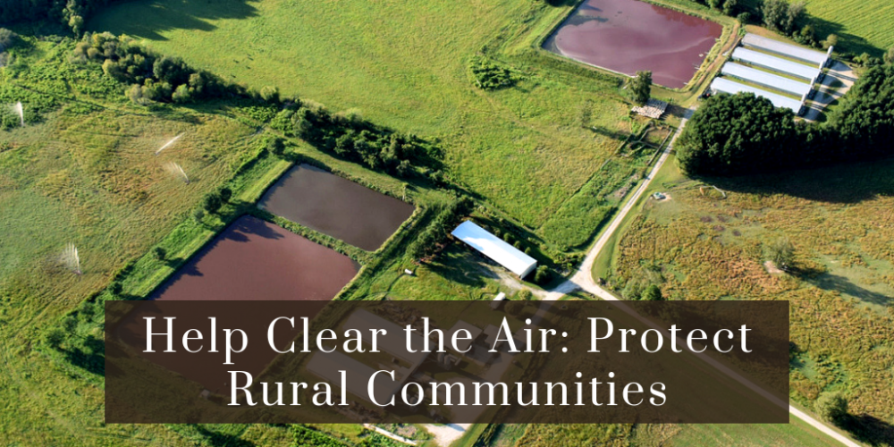 Petition: EPA Action Endangers Rural Health, Air Quality