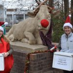 Christmas Farms and Families Petition Delivery
