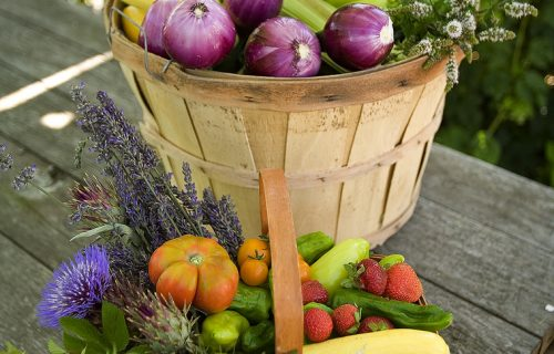Looking to get more delicious, local food into your life? Try a CSA!