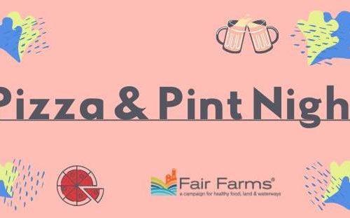 Fair Farms Pizza & Pint Night