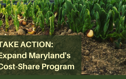 Take Action: Expand Maryland's Cost-Share Program