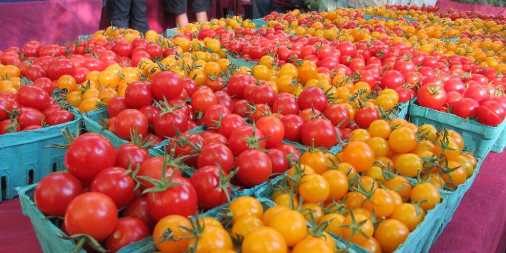 Happy National Farmers' Market Week!